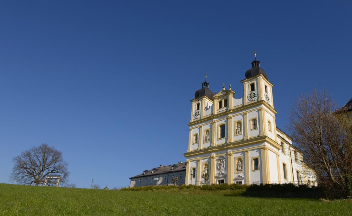 Wallfahrtskirche Maria Plain © Verlag St. Peter