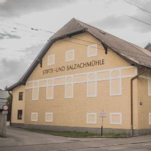 Stifts- und Salzachmühle © Michael Rieß