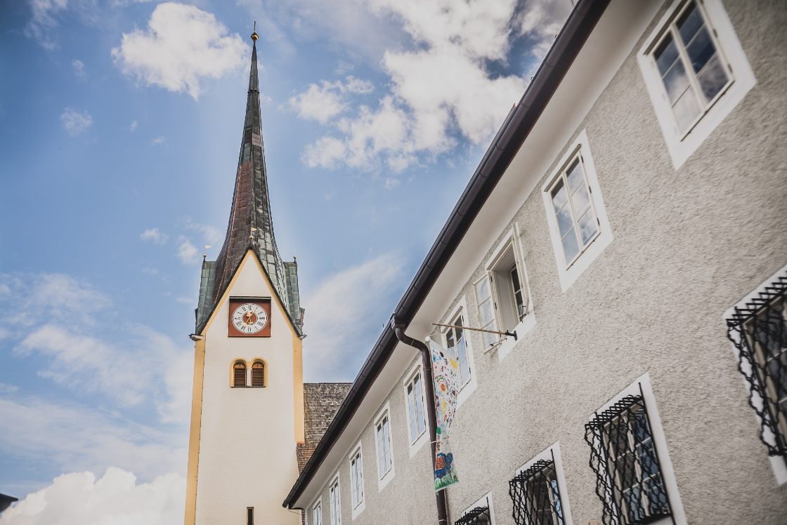 Pfarrkirche Abtenau © Michael Rieß