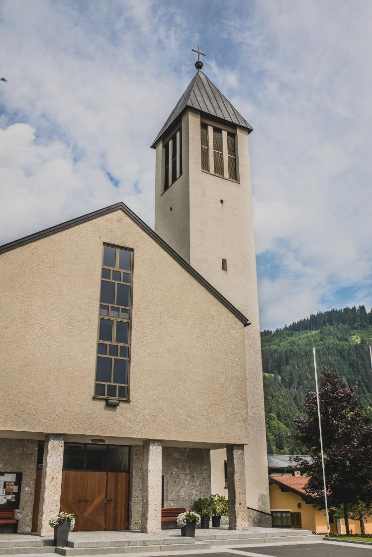Kirche Lungötz © Michael Rieß