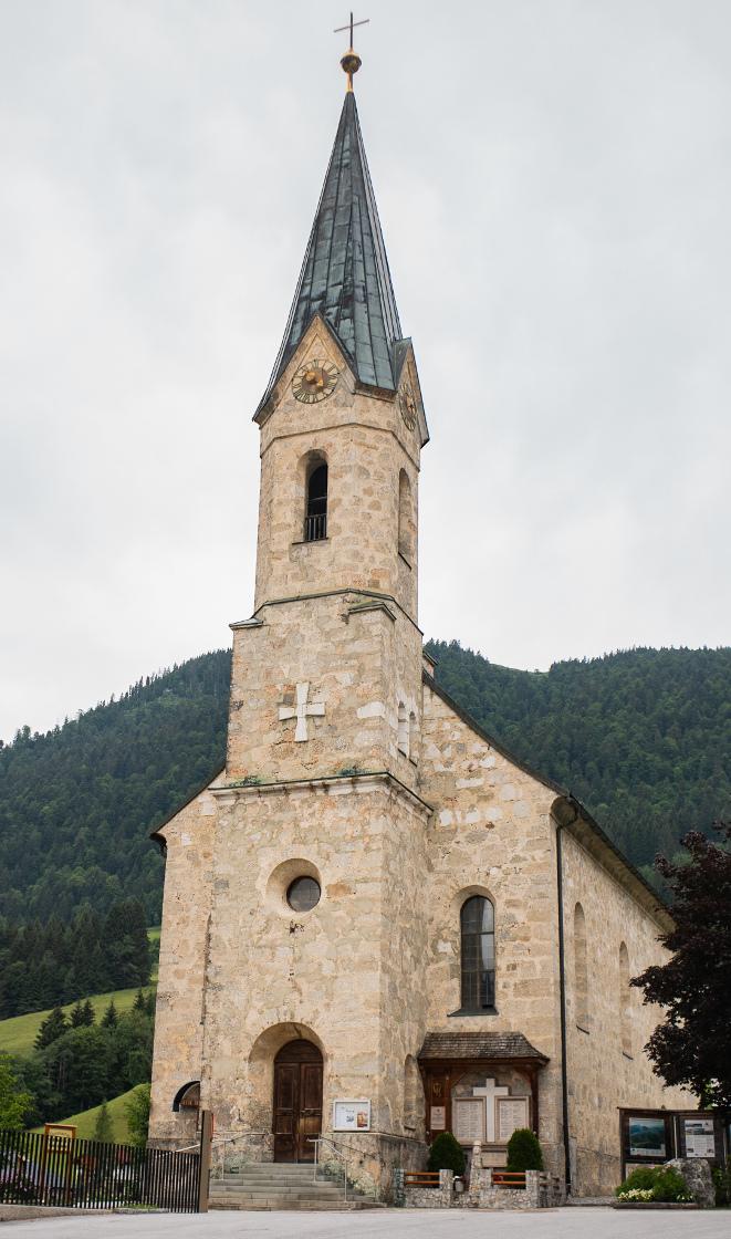 Pfarrkirche Rußbach © Michael Rieß