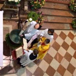 Zeitschriften-Archiv der Ordensgemeinschaften in der Erzabtei St. Peter eröffnet