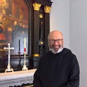 Pater Petrus Eder OSB © Erzabtei