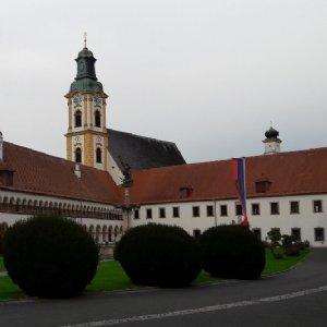 Stift Reichersberg © Erzabtei