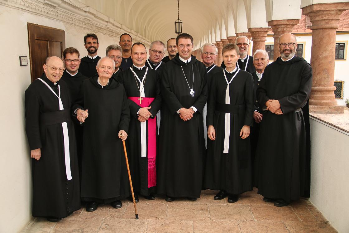Gruppenfoto © Stift Reichersberg