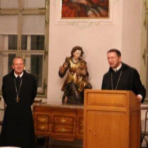 Eröffnung des Benediktinertags © Erzabtei