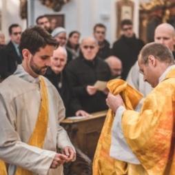 Erneuerung der Gebetsverbrüderung mit dem Prämonstratenserstift Wilten in Innsbruck