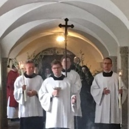 Altarweihe in Abtenau