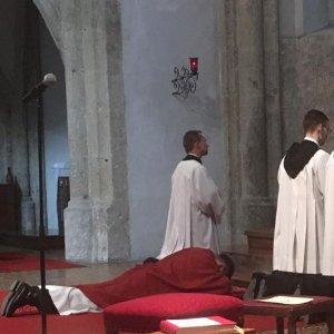 Ordnungsarbeiten in St. Peter