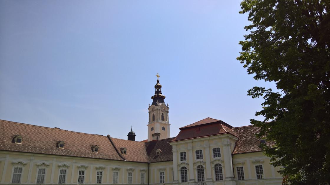 Das Stift Altenburg © Erzabtei