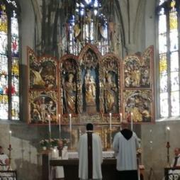 Auszeit in der Michaelskirche