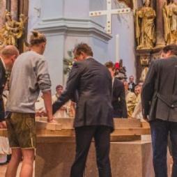 Renovierung der Stiftskirche: bitte helfen Sie mit!