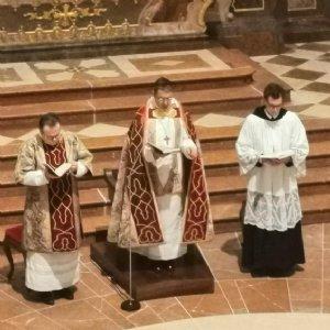 Gespräch mit Papst em. Benedikt XVI.