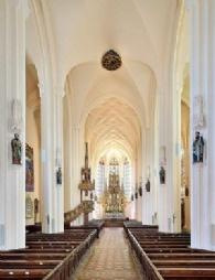 Herzliche Einladung zu den Maiandachten in St. Peter
