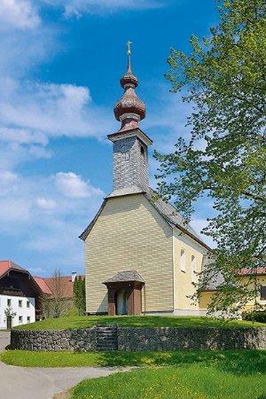 Filialkirche zum hl. Leonhard in Weng