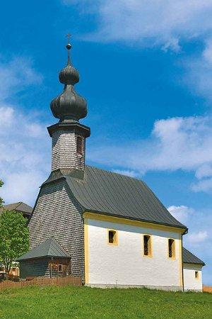 Filialkirche zur hl. Margaretha in Tödtleinsdorf