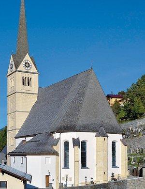 Pfarrkirche St. Andreas in Taxenbach