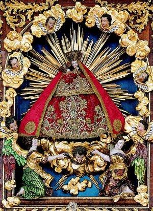 Wallfahrtskirche Maria Gern: Mariengnadenbild