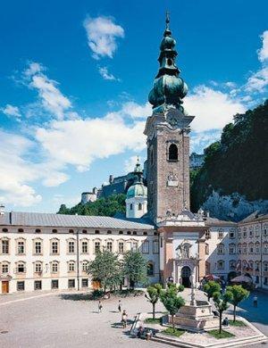 Stiftskirche St. Peter in Salzburg