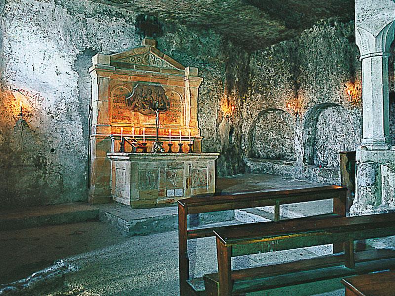 Katakomben, Gertraudenkapelle