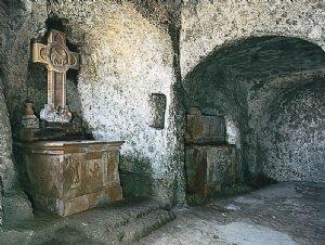 Katakomben, Maximuskapelle