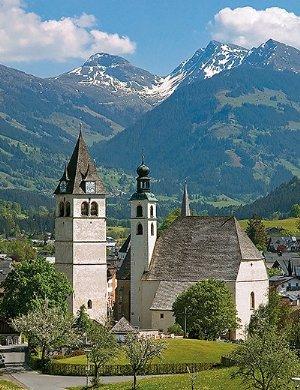Die Kirchen von Kitzbühel