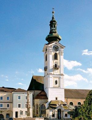 Stadtpfarrkirche hl. Katharina