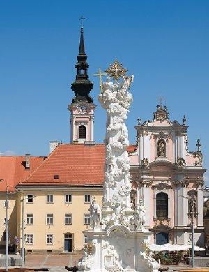 Franziskanerkirche St. Pölten