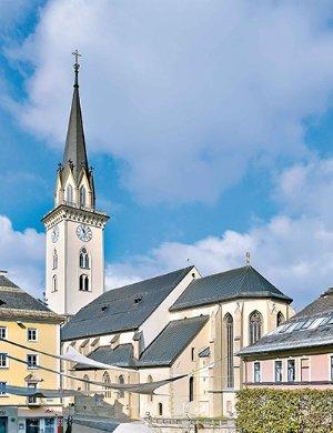 Stadthauptpfarrkirche St. Jakob in Villach