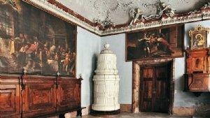 Sommerrefektorium im Kloster, 1693