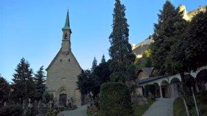 Kloster Friedhof und Katakomben, Margaretenkapelle © Erzbatei