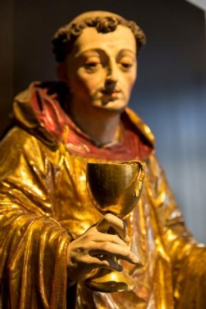 Museum St. Peter, Hl. Benedikt, Hans Waldburger, ca. 1625, O 1166  © DomQuartier