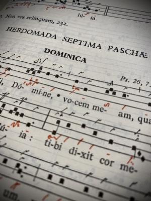 Gregorianischer Choral © Stiftsmusik